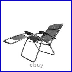 3 Pack Zero Gravity Chair Patio Chaise Lounge Adjustable Chairs Recliner Yard