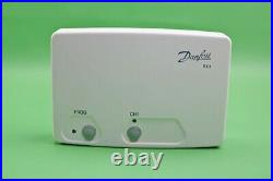 Danfoss TP5000Si-RF+RX1 Wireless Programmable Thermostat & Receiver 087N791400