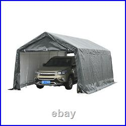 Heavy Duty Portable Garage Shelter Outdoor Carport Canopy Tent Shed Cover 12x20