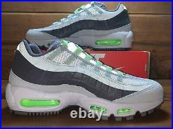 Nike Air Max 95 Utility THUNDER GREY BQ5616-002 Mens Size 10 weather resistant