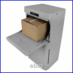 Parcel Guard High Security Porch Locking Mail Box Package Delivery Smart Mailbox
