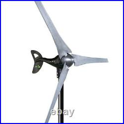 Portable Wind Turbine 400-Watt Electrical Wire Charge Controller Power Generator