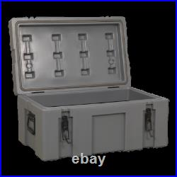Sealey RMC710 Cargo Case Heavy Duty Tool Box Storage Chest Water/Dust Tight