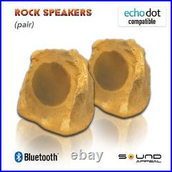 Sound Appeal Free Rok Outdoor Weather-Resistant Speakers (Pair)Canyon Sandstone